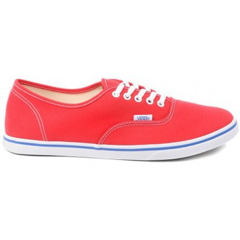 Vans Authentic Low Pro rouges