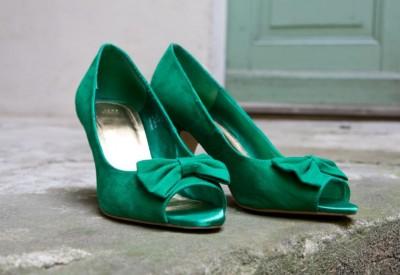 chaussure daim femme ete