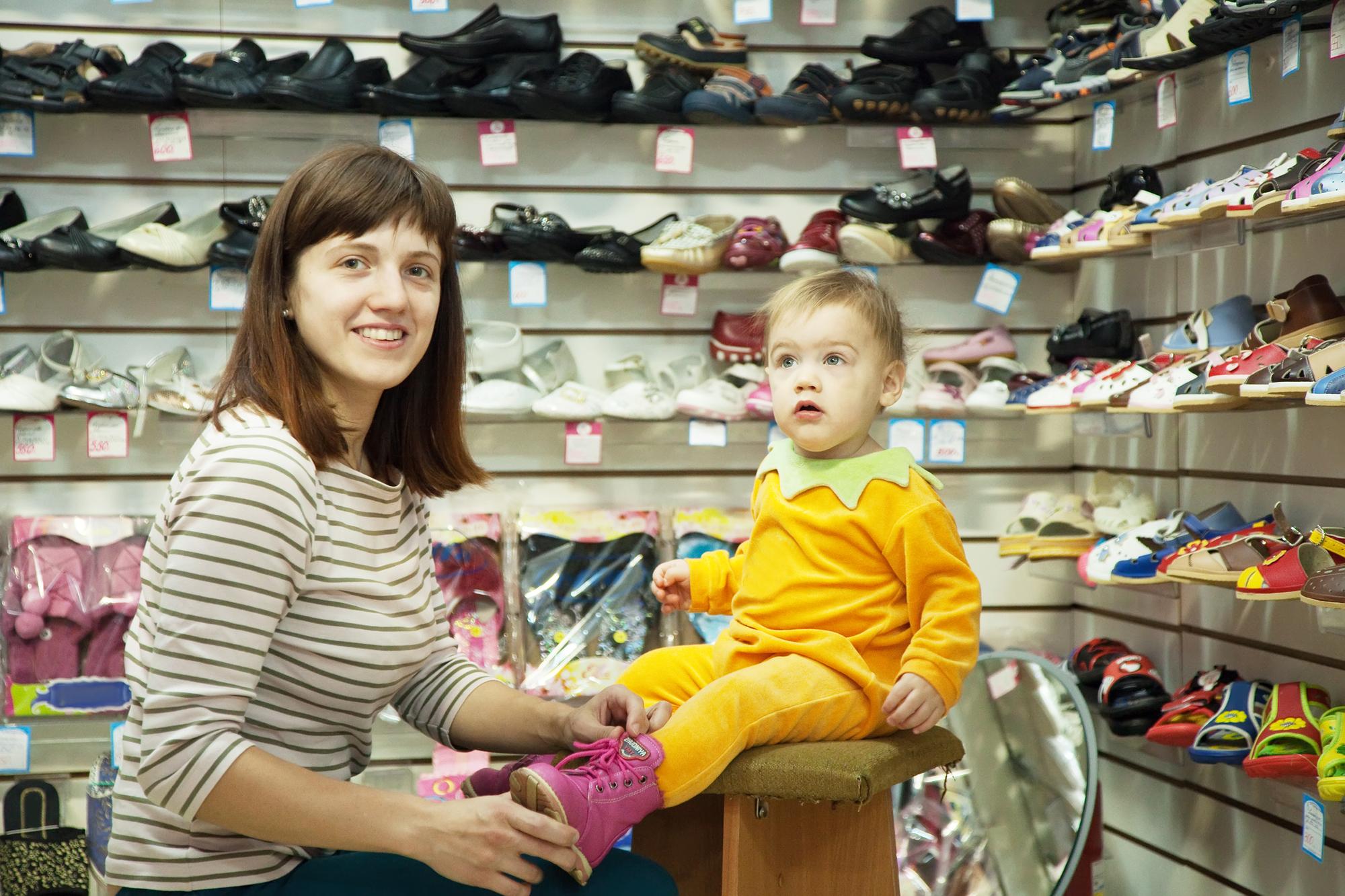 Mes astuces pour des chaussures pour enfants de qualité