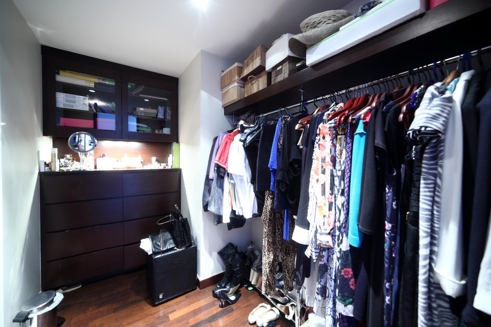 des astuces pour ranger vos chaussures dans un dressing. Black Bedroom Furniture Sets. Home Design Ideas
