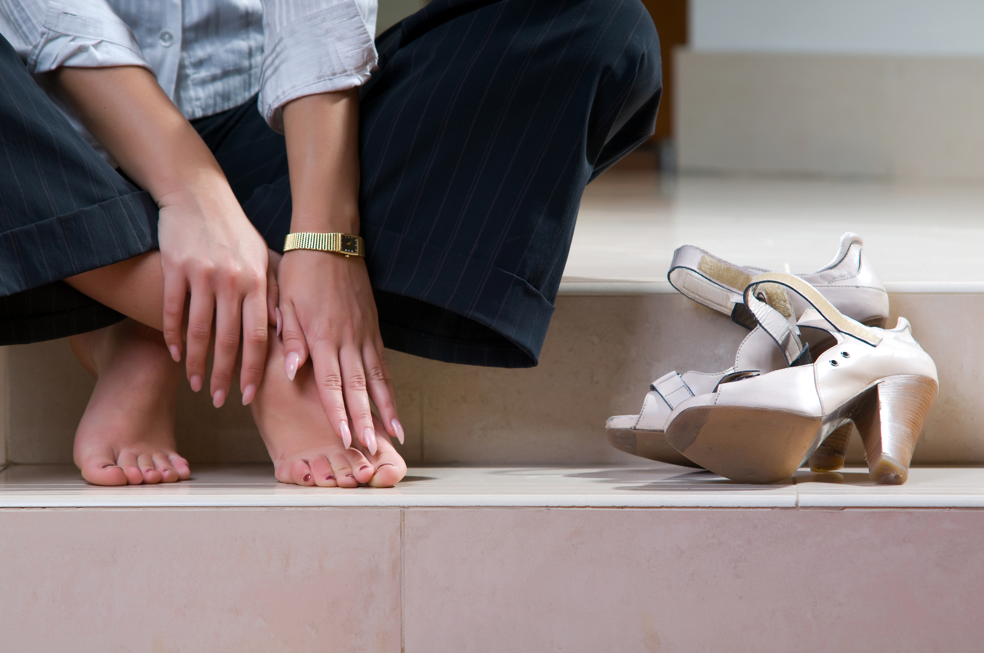 Bien choisir la largeur de sa chaussure femme