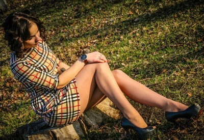 femme-robe-chaussure