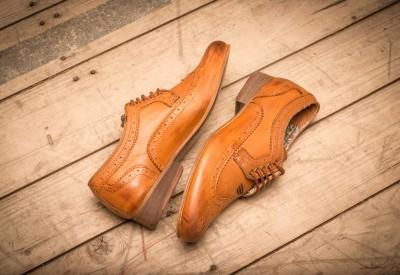 Men Brown Shoes