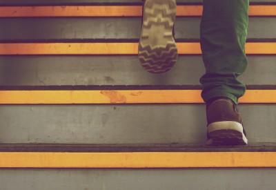 semelle-escalier
