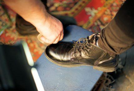 Pourquoi et comment glacer ses chaussures ?