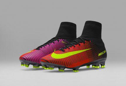 Les chaussures de l'Euro 2016