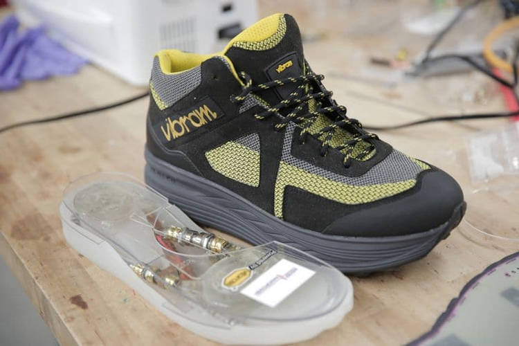 Vibram chaussure énergie