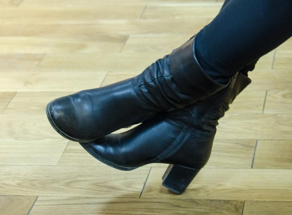 boots-talon