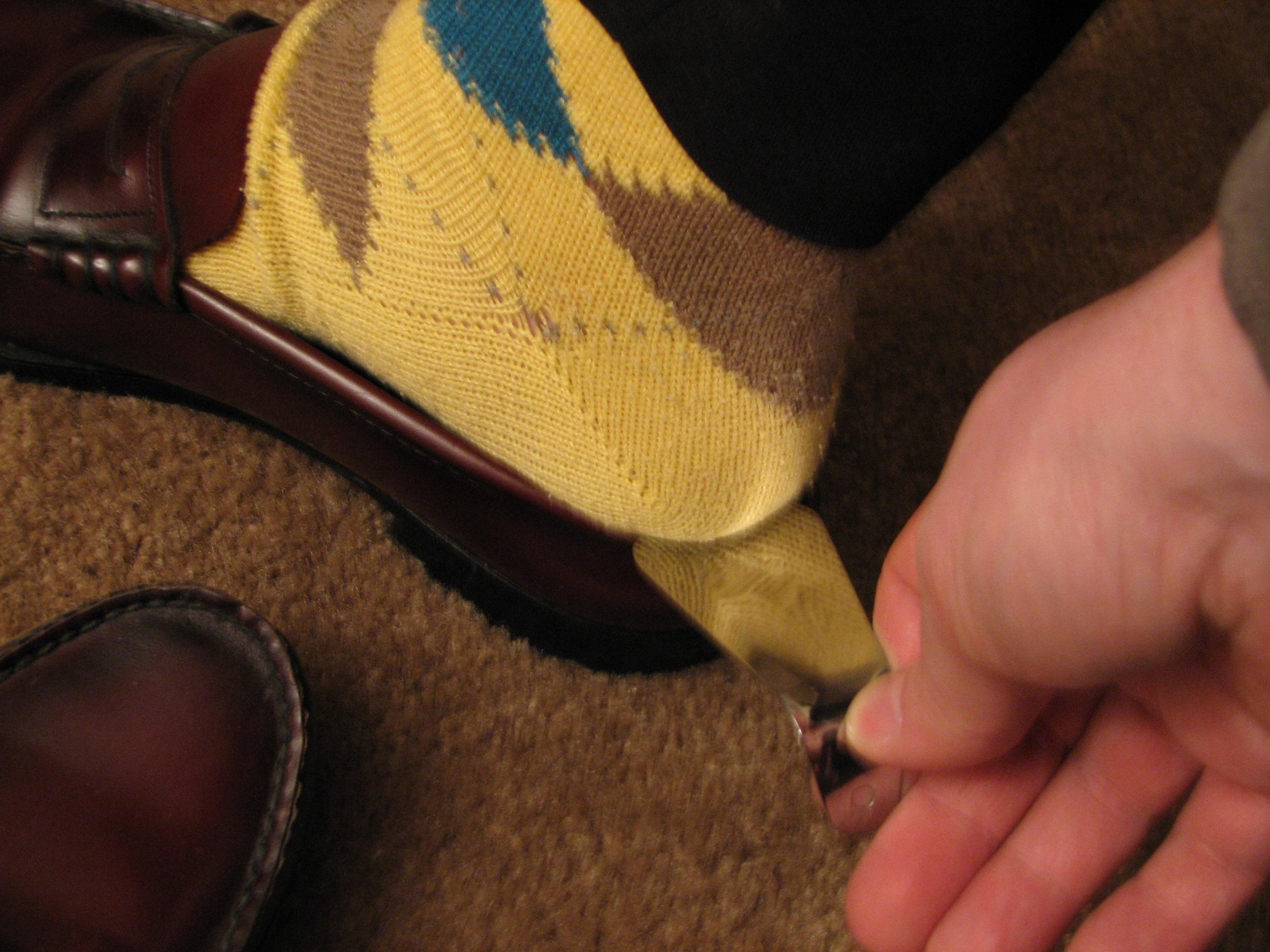 L'importance du chausse-pied