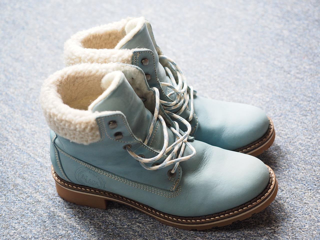 Quel look pour ses chaussures en hiver ?