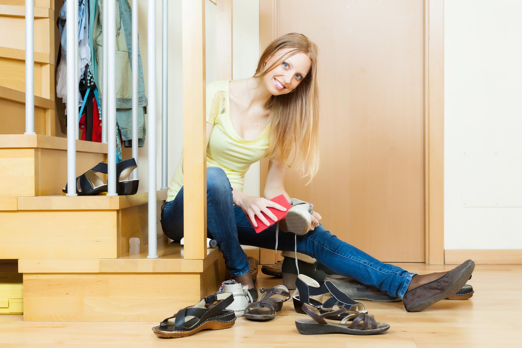 Les conseils d'entretien pour les chaussures pour femme