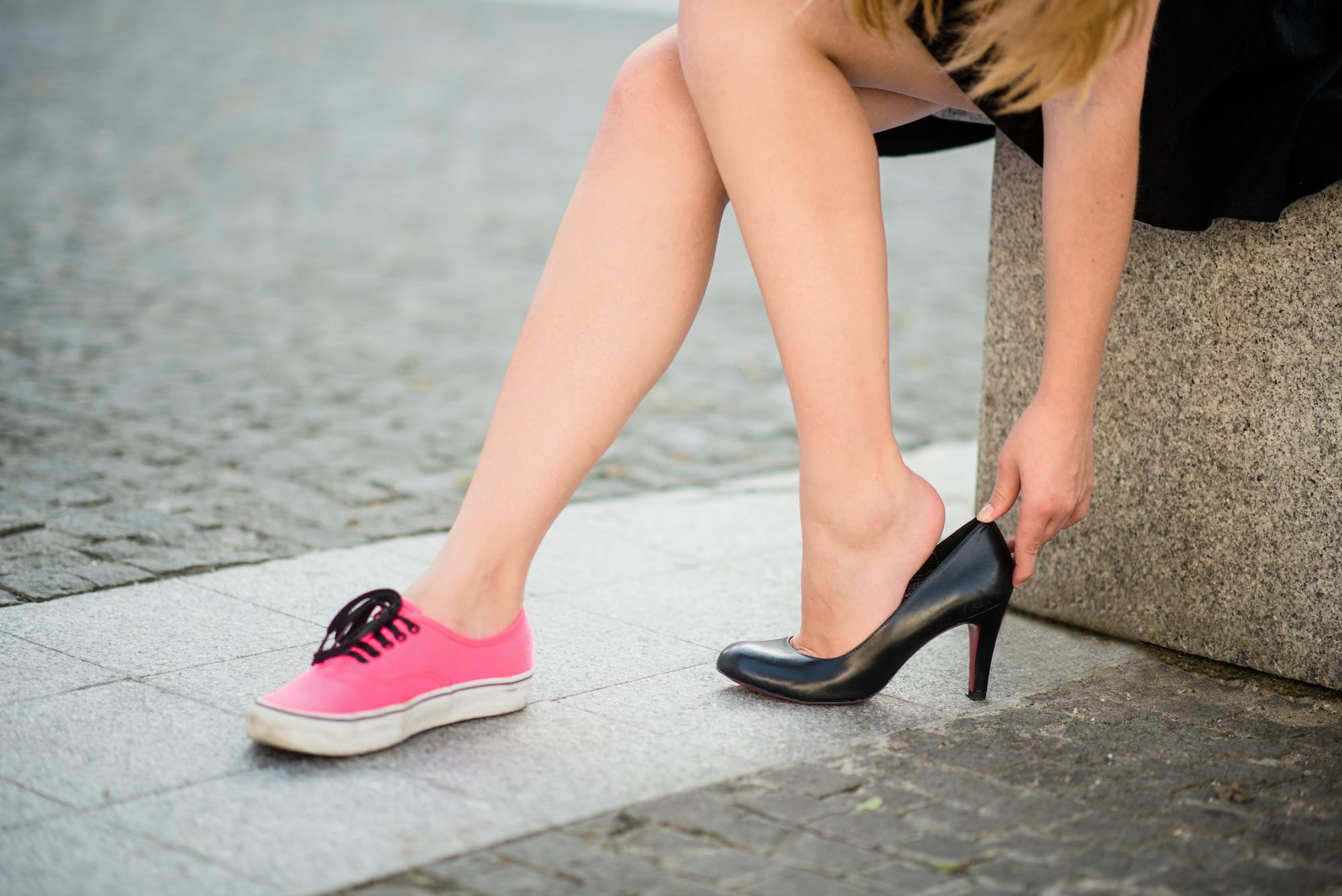 Les différents types de chaussures pour les femmes