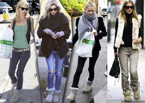 Comment porter les UGG sans ressembler à Paris Hilton ?